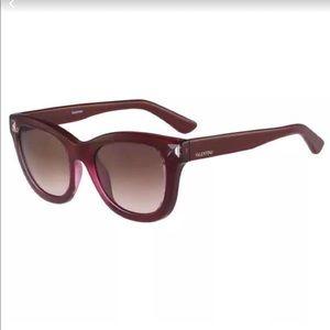 New Valentino Sunglasses with box